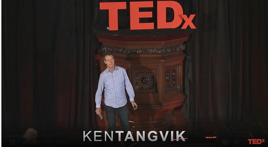 Creating Boston's Latin Quarter, TEDx Talk, by Ken Tangvik